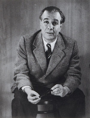 Jorge Luis Borges is magical and real.
