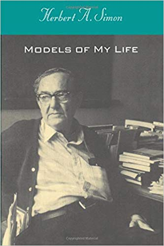 Herbert Simon autobiography book cover