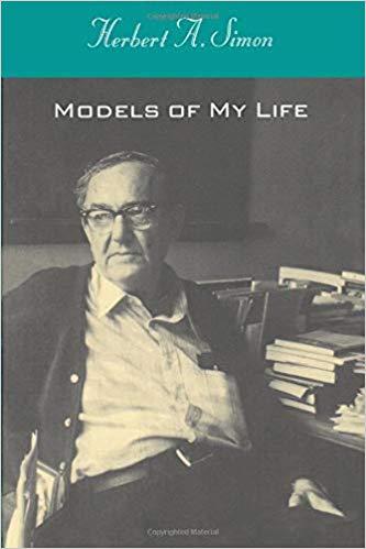 Herbert Simon autobiography book cover